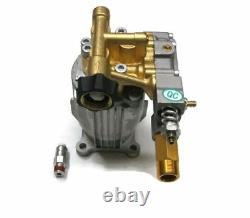 Universal 3000 Psi Pressure Washer Pump S'adapte Honda Excell Troybilt Husky Generac