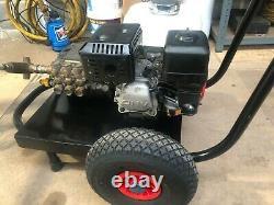 Véritable Honda Motorisé Pression Essence Laveuse (encore Été Complètement Testée)